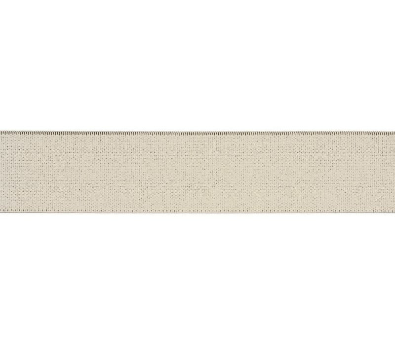Taille Elastiek 30mm - Off White
