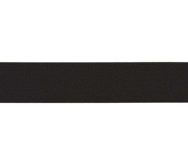 Taille Elastiek 30mm - Black