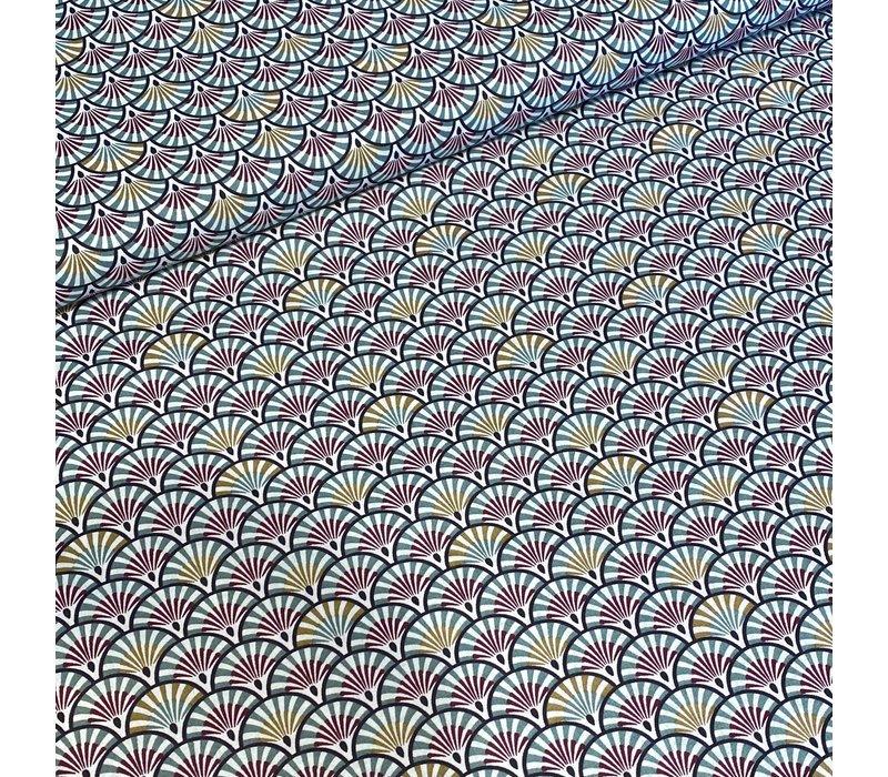 Cotton Waves multi