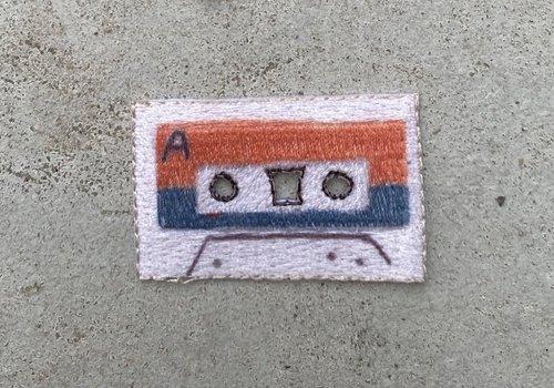Capsule Fabrics Strijkapplicatie Cassette
