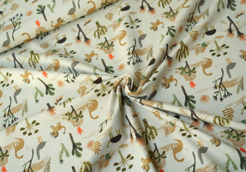 Capsule Fabrics French Terry - The Prehistory
