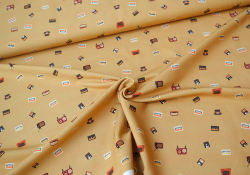 Capsule Fabrics French Terry - Technology