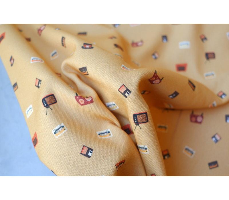 Panama Structured Cotton - Technology