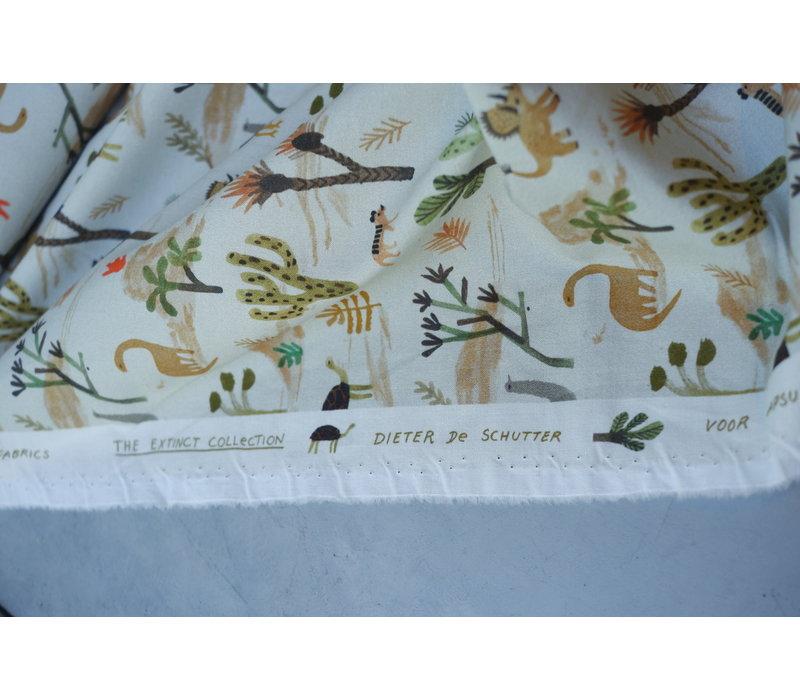 Cotton - The Prehistory
