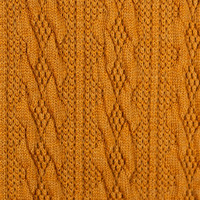 Braided Knit - Ocre