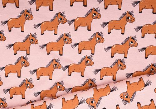 Eva Mouton Tricot Eva Mouton - Pink Pony