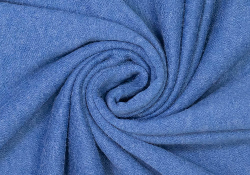 Fibre Mood Soft Knit Mohair Clemence - asterblauw