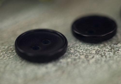 See You At Six SYAS knoopjes Corozo Black - 11mm