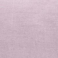 Linnen dekbedovertrek Uni roze - meerdere maten