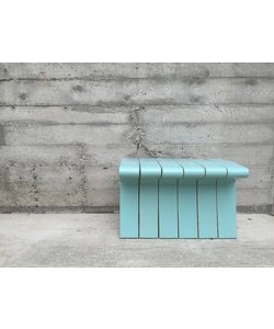 module Ceramic brick bench