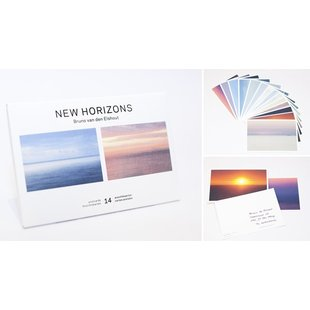 New horizons - set van 14 ansichtkaarten