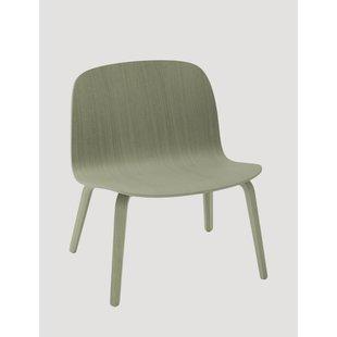 Visu Lounge Chair wood shell
