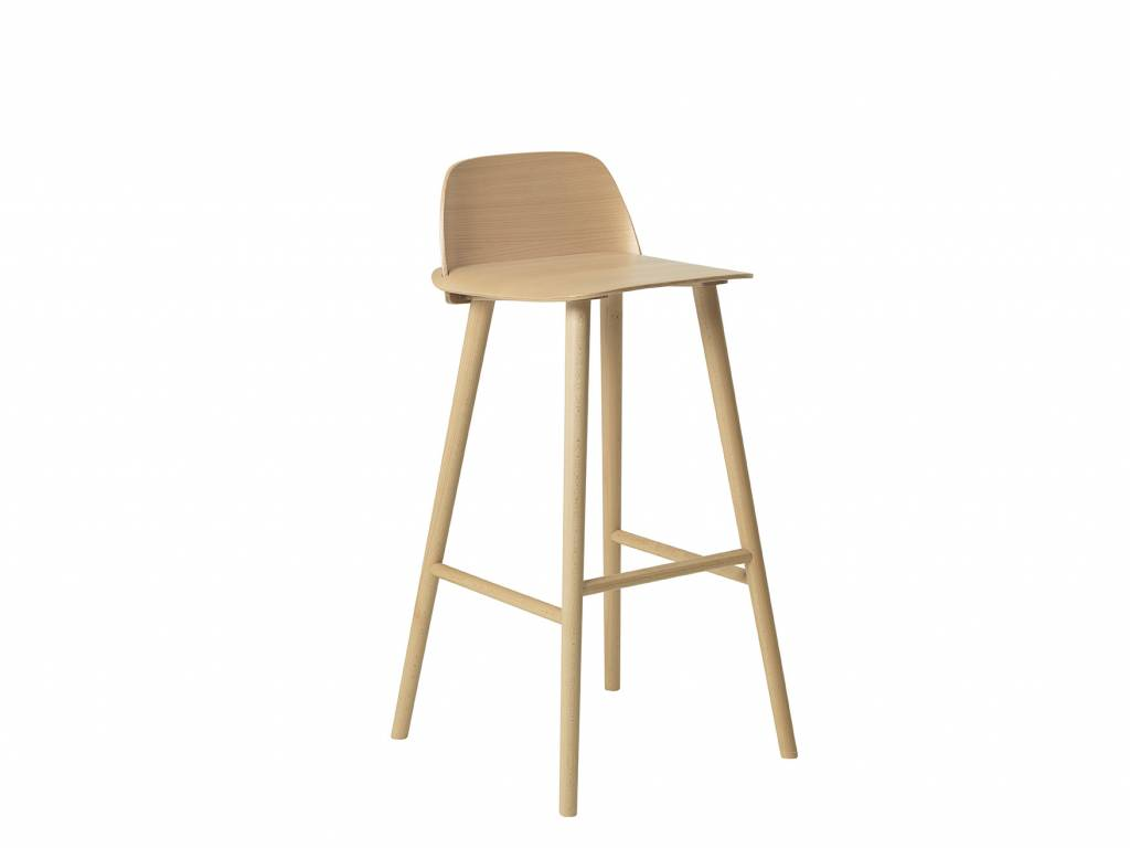 Surprising Muuto Nerd Bar Stool 65 Cm Gmtry Best Dining Table And Chair Ideas Images Gmtryco
