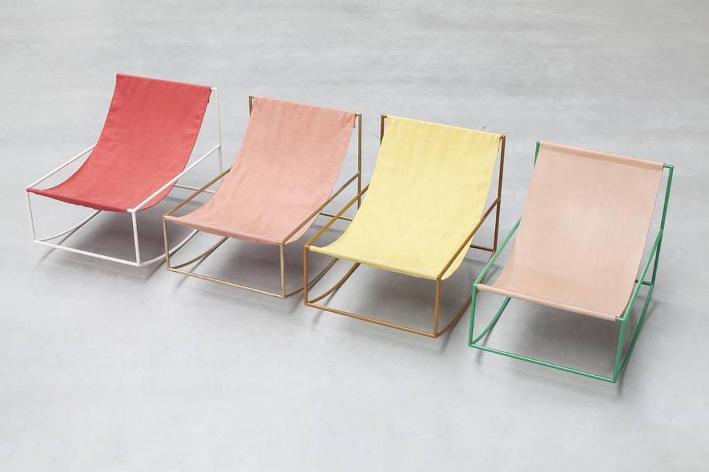 Muller Van Severen Rocking Chair