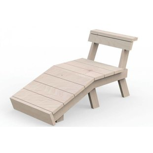Berit single chaise lounge