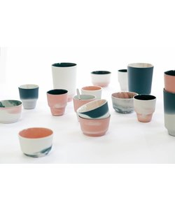 Pigments & Porcelain cups Special Edition