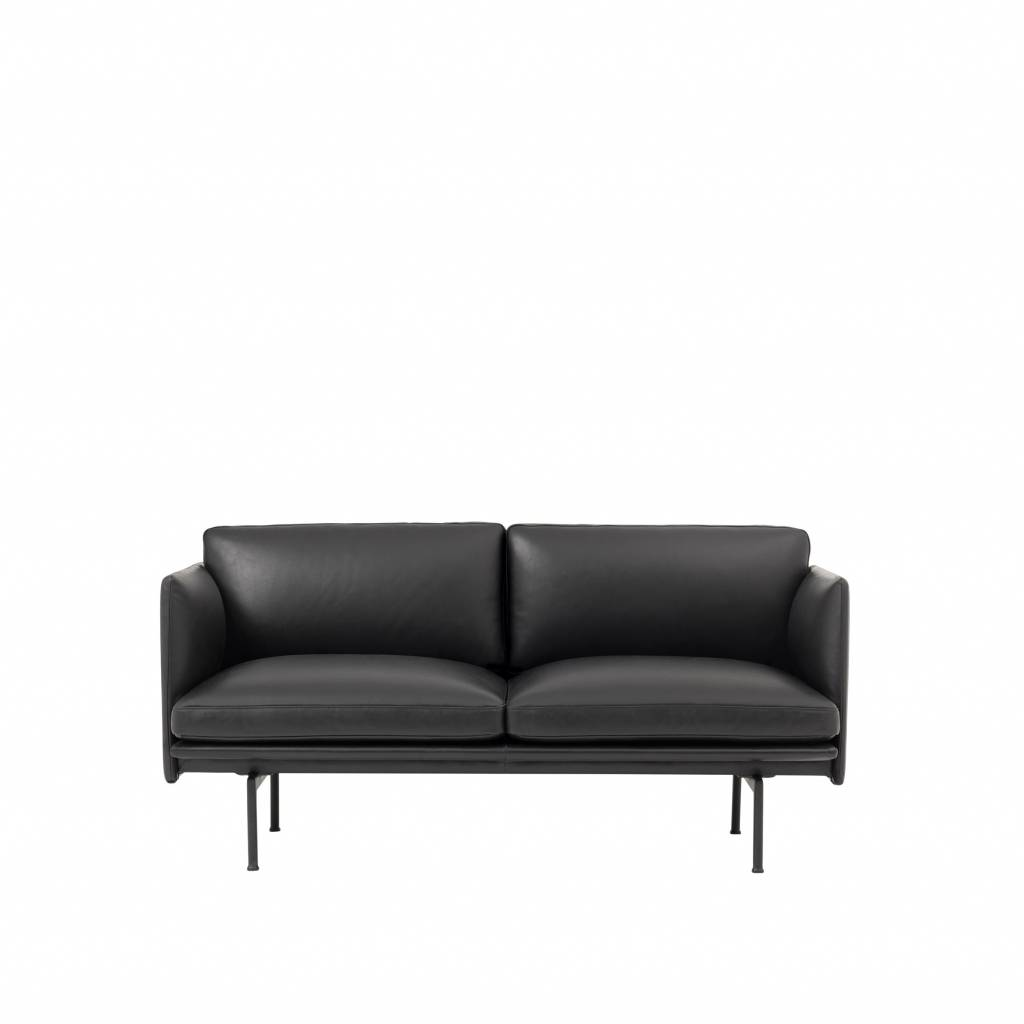 Outline Studio Sofa - Edwin Pelser interieur