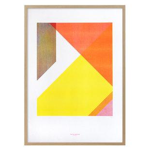 "Risoprint A2 ""Framed"" (zonder lijst)"