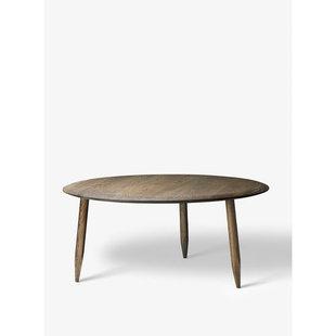 Hoof Table large (SW2) smoked oak showroommodel