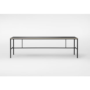 Mies Dining Table 250 x 90 cm