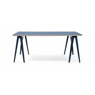 Trestle table 180 x 90 cm