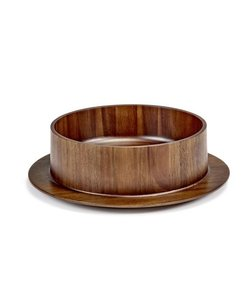 Dishes to Dishes bowl acacia wood