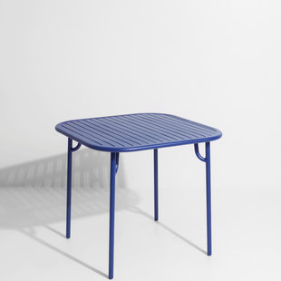 Weekend Table Garden Table square 85 cm Outdoor