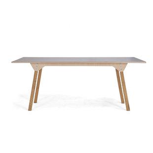 's Table showroommodel 200 x 90 cm wit blad