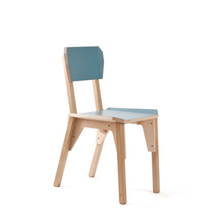 's Chair showroommodel blue