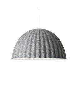Under the Bell lamp grey 82 cm showroommodel