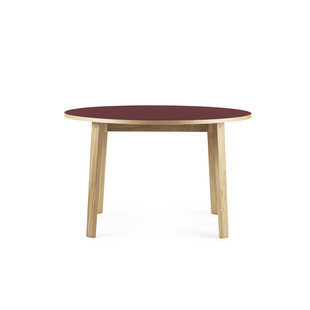Slice Table Forbo Linoleum (all colors) round