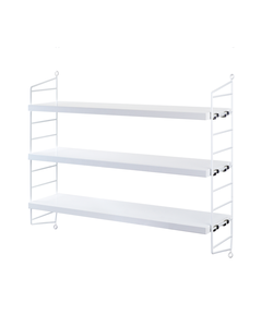 Pocket shelving