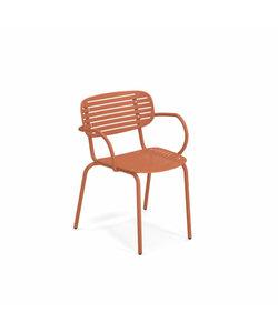 MOM Poltrocina - stoel met armleuningen