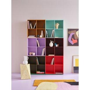 Montana voorbeeld boekenkast (6x Shelf 1112)