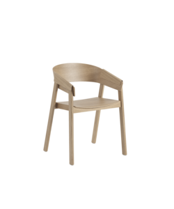 Cover Arm Chair wood seat