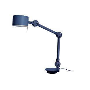 Circle Arc Table Lamp Showroommodel dark blue