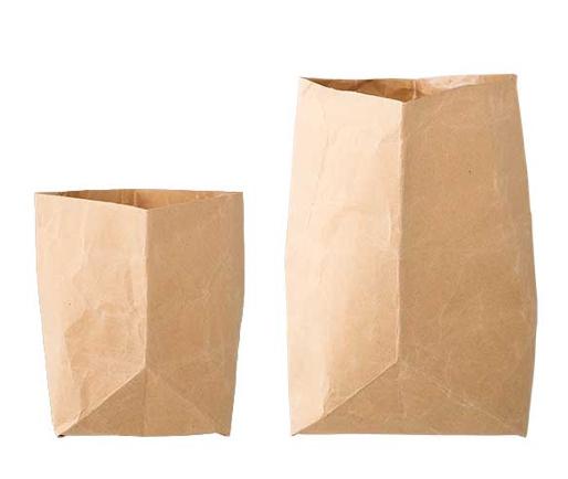 Bloomingville Paper Bag, Nature, Paper L20xH30xW20 cm