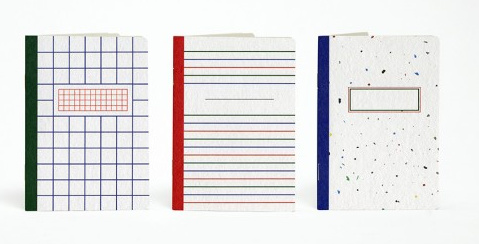 Papier Tigre Pocket Notebooks _ The 3 basics