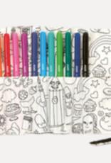 Omy Riem voor kunstenaars, om in te kleuren