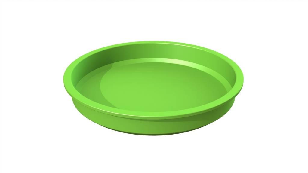 Xala Onderzetschaal/deksel Flex  groen 30 cm