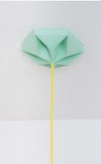Studio Snowpuppe Kroonuppe plafondkapje mint