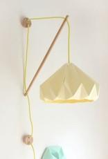 Studio Snowpuppe Muurlamp Klimoppe met Chestnut