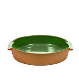 Serax Bakeware Round Large Green H6x32xD28.5