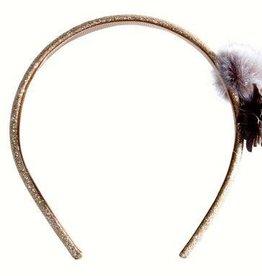 Maileg Haarband Grijs