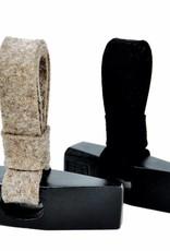 Raumgestalt Deurstop / gewicht voor papier zwart