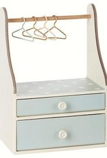 Maileg Miniatuur,kledingkast dressoir,micro