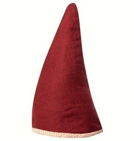 Maileg Pixy hoed, Rood, Medium 53-55 cm