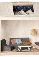 Maileg Familiehuis, inclusief meubels _ H = 67 cm