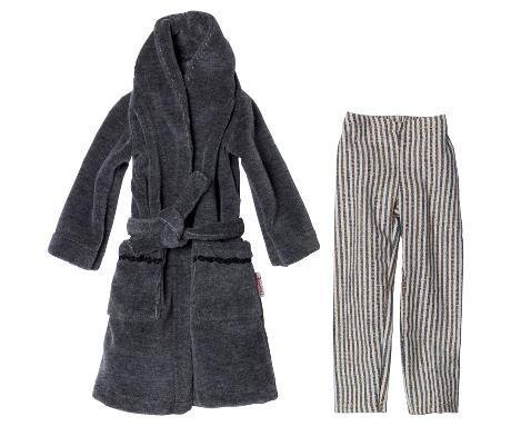 Maileg Ginger papa _ pyjama broek & badjas _ size 1