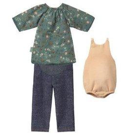 Maileg Moederschapsset voor Ginger mama _ size 1